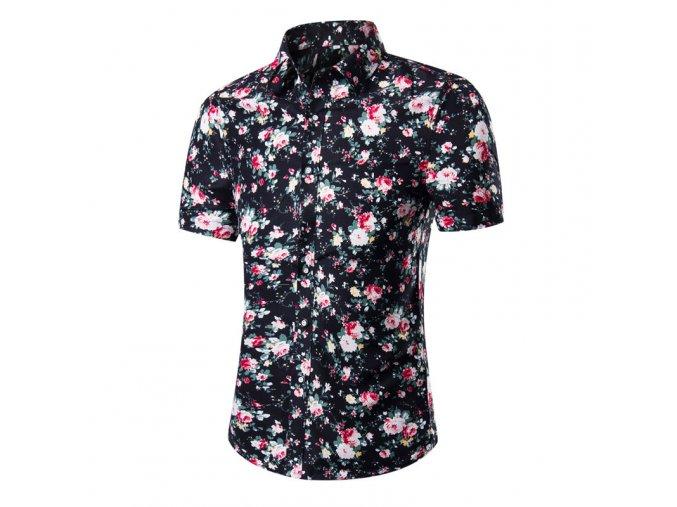 Trendy kvetovaná košele