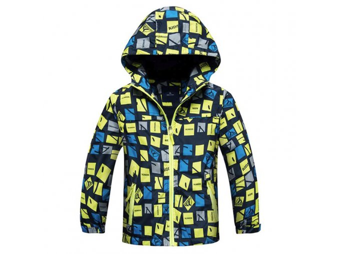 Chlapčenská detská bunda