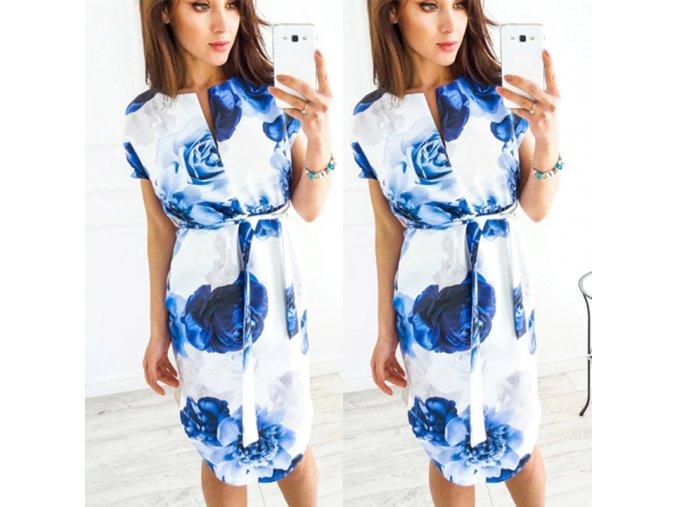 Svieže letné šaty - 3 varianty