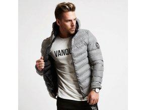 Pánska nepremokavá zimná bunda - 2 farby