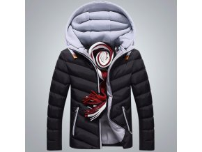 Pánska bunda na zimu