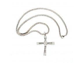 Pánsky náhrdelník s krížom