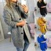 Dámsky luxusný jesenný hrejivý kabátik