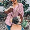 Dámsky jesenný oversize sveter