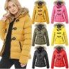 Dámska zimná prešívaná bunda s kapucňou - až 3XL