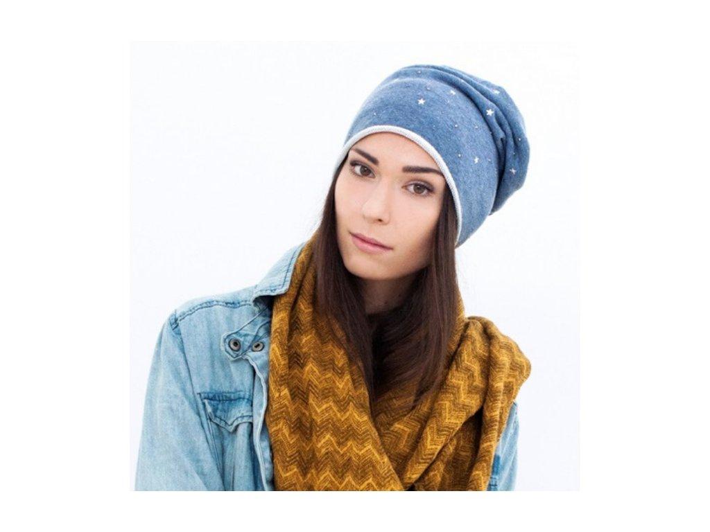 Lehké čepice a klobouky