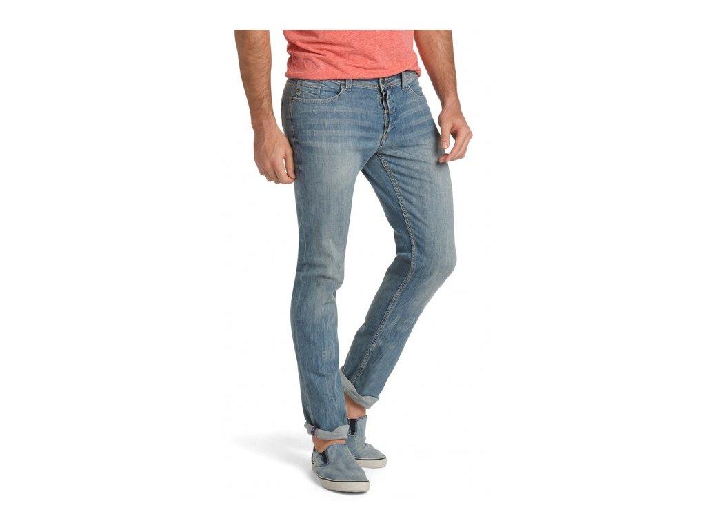 pánské světle modré jeans h.i.s 100974 cliff