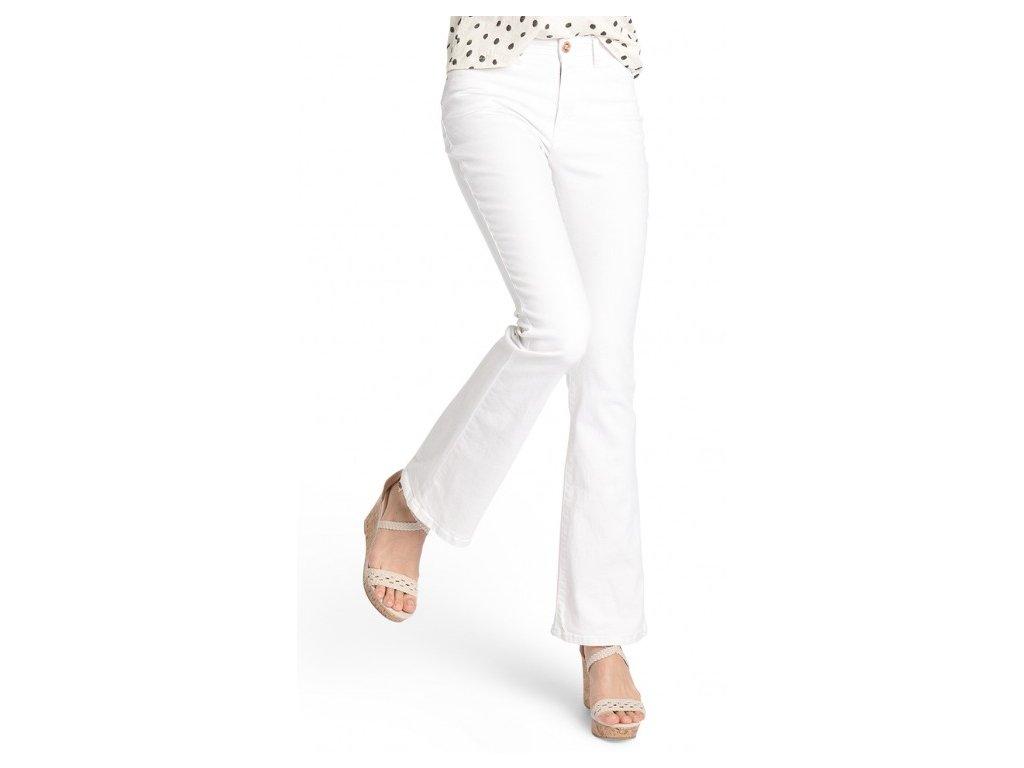 dámské bílé džíny h.i.s 100943