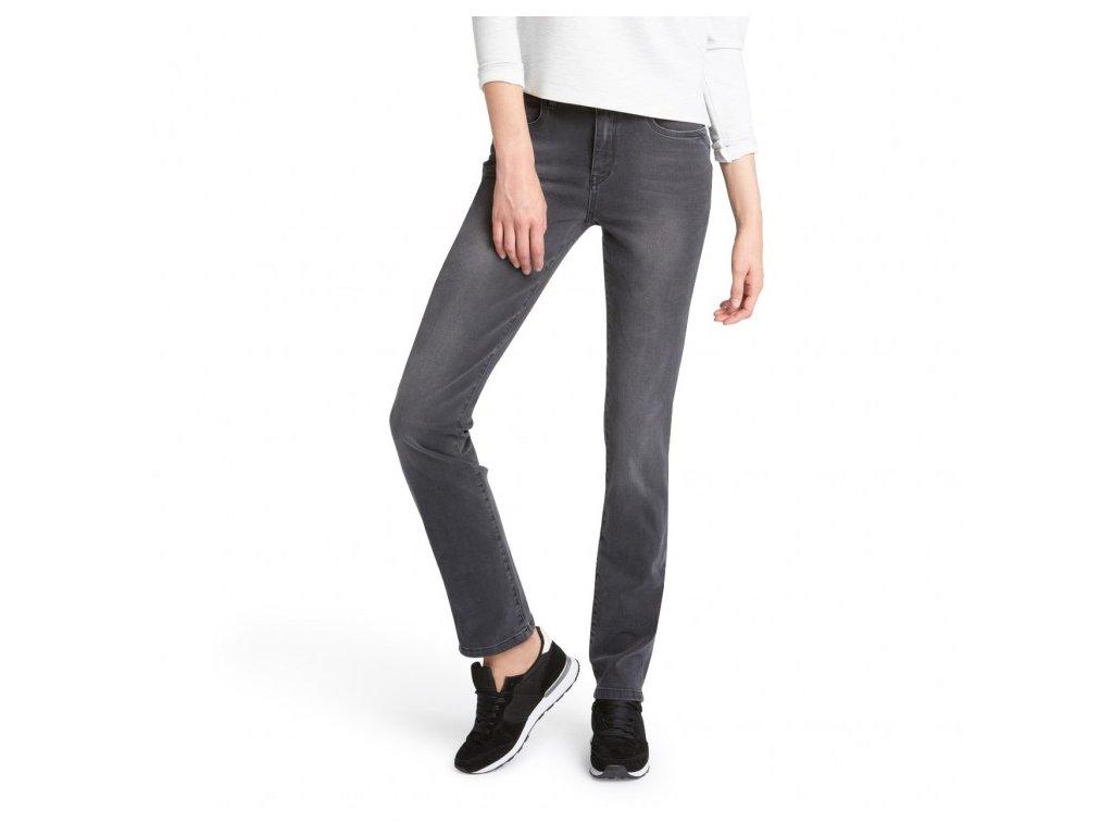 dámské šedé džíny h.i.s 101050