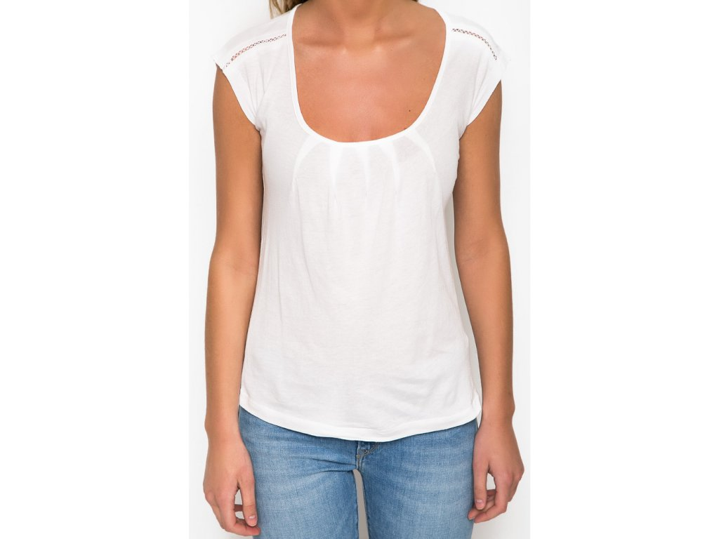 dámské tričko wrangler W7297DQ12