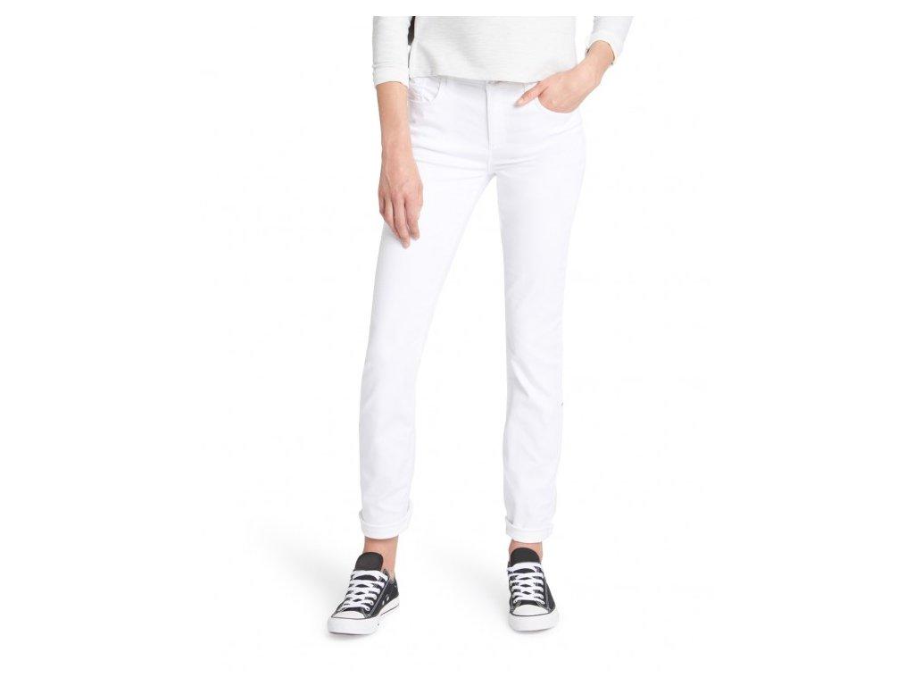 dámské bílé kalhoty H.I.S 101214