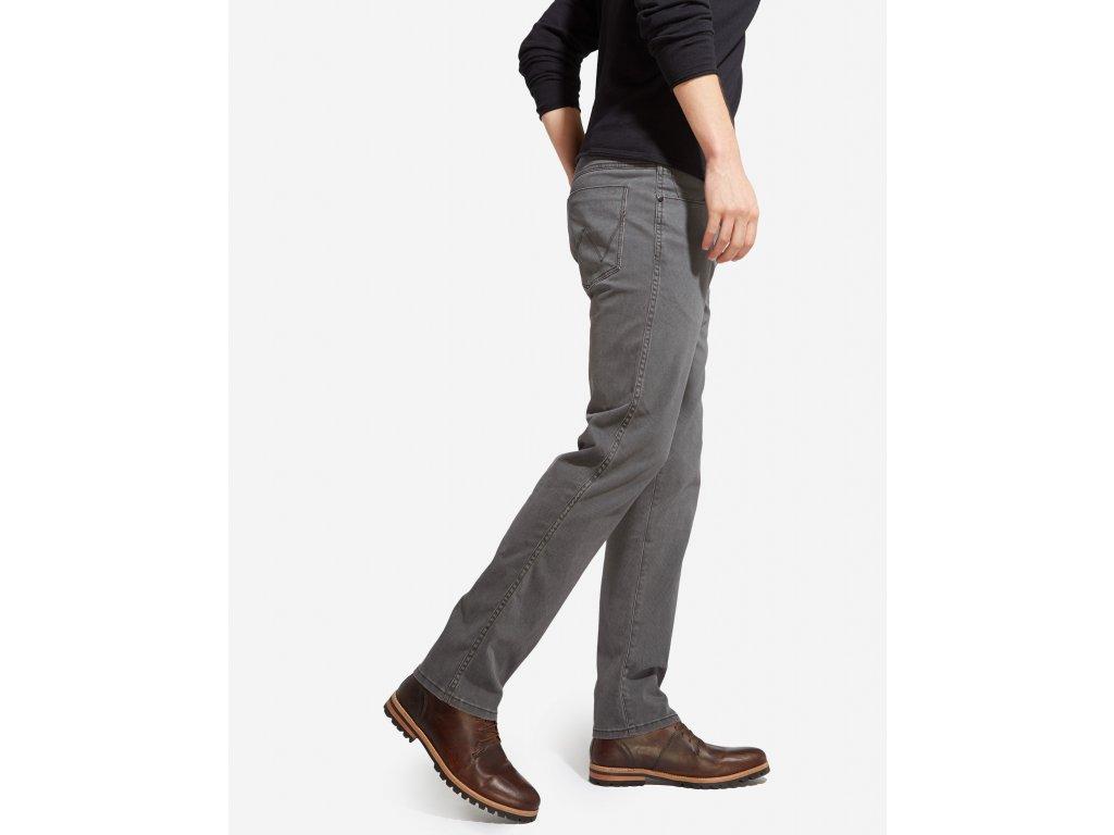 7df88f0c2fb Kalhoty WRANGLER W12OEY27X ARIZONA STRETCH Grey Lake - Obleknete se
