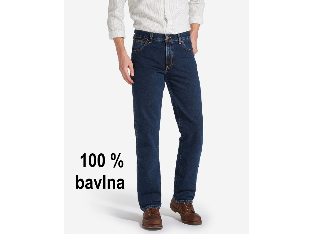 pánské jeans wrangler W12104001 11