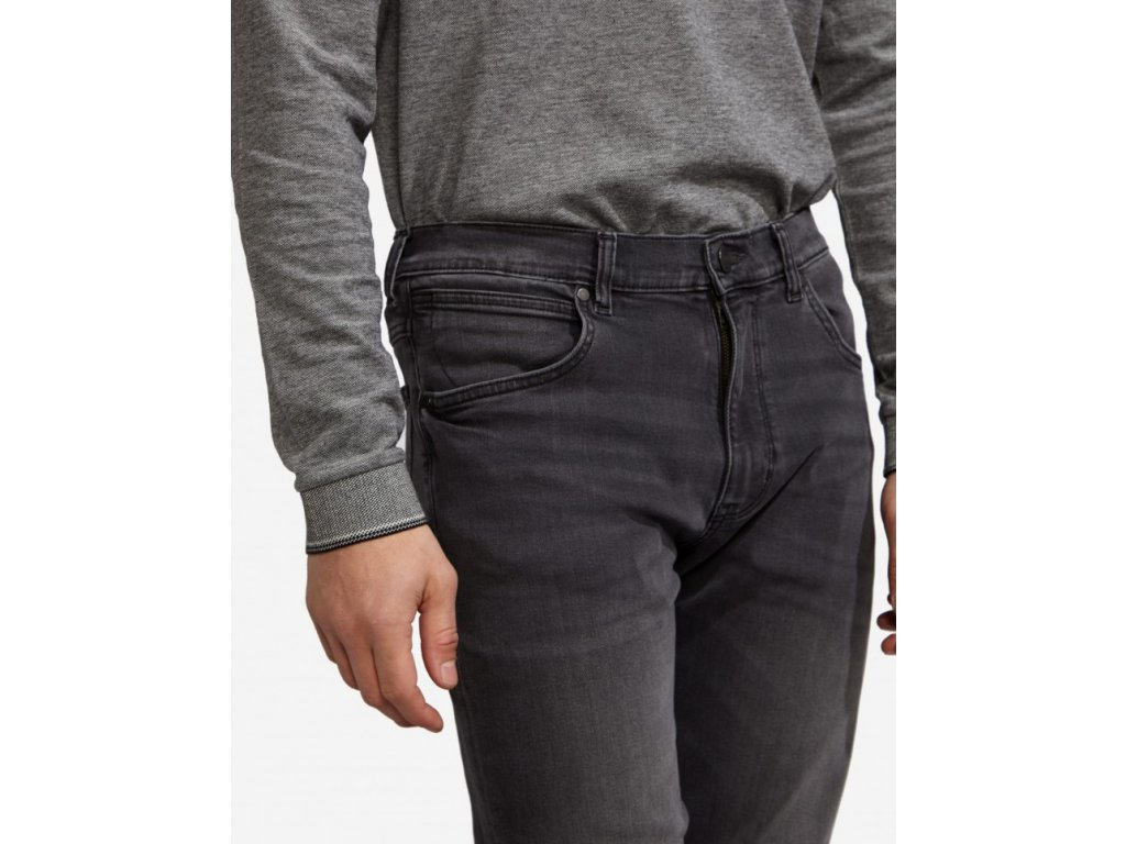 992568747b4 Pánské džíny WRANGLER W12OEV247 ARIZONA STRETCH Grey Zone - Obleknete se