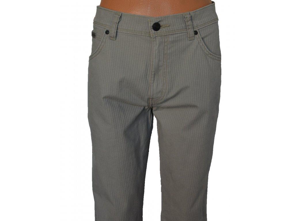 7072bfd88cc Kalhoty WRANGLER W121U8148 TEXAS STRETCH Light olive - Obleknete se