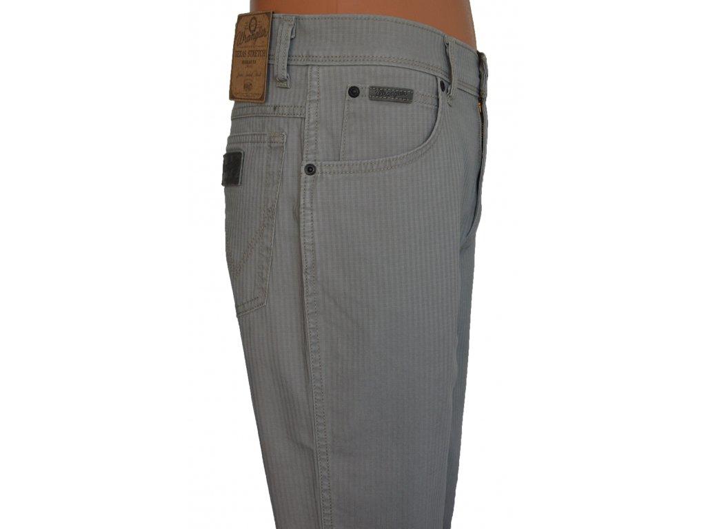 a1af7f191ca pánské šedé kalhoty pánské kalhoty wrangler W121U8148 pánské kalhoty  wrangler W121 U8 148 ...