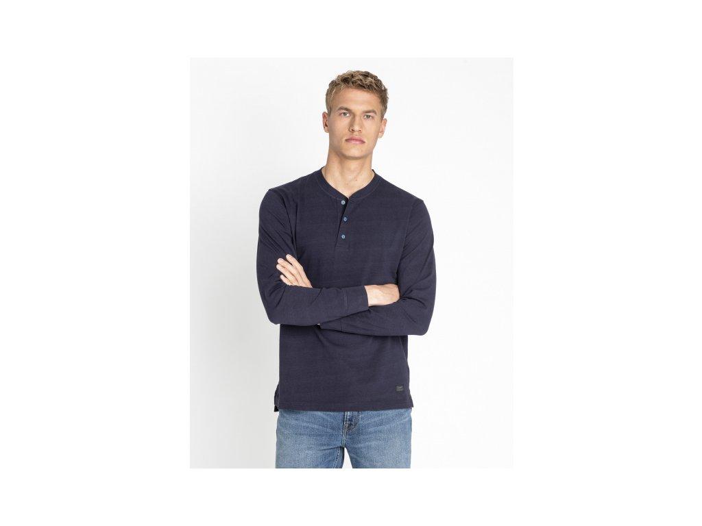 L61JSWMA pánské triko s dlouhým rukávem