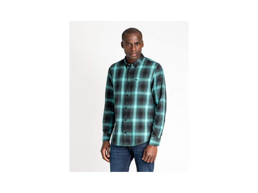 L880BFNB zelená košile