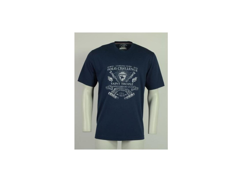 Pánské tričko HAJO 26716 609