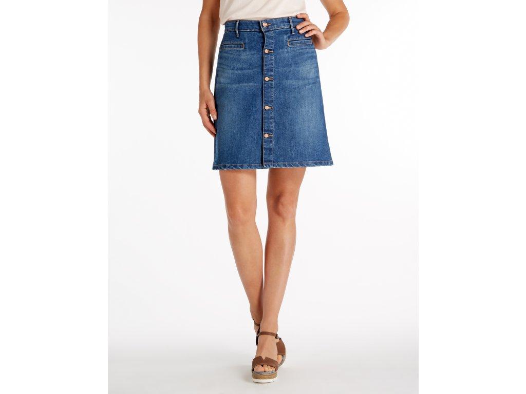 9e3320f3ae7 Jeans Sukně WRANGLER W26U9372T Tropical Cool - Obleknete se