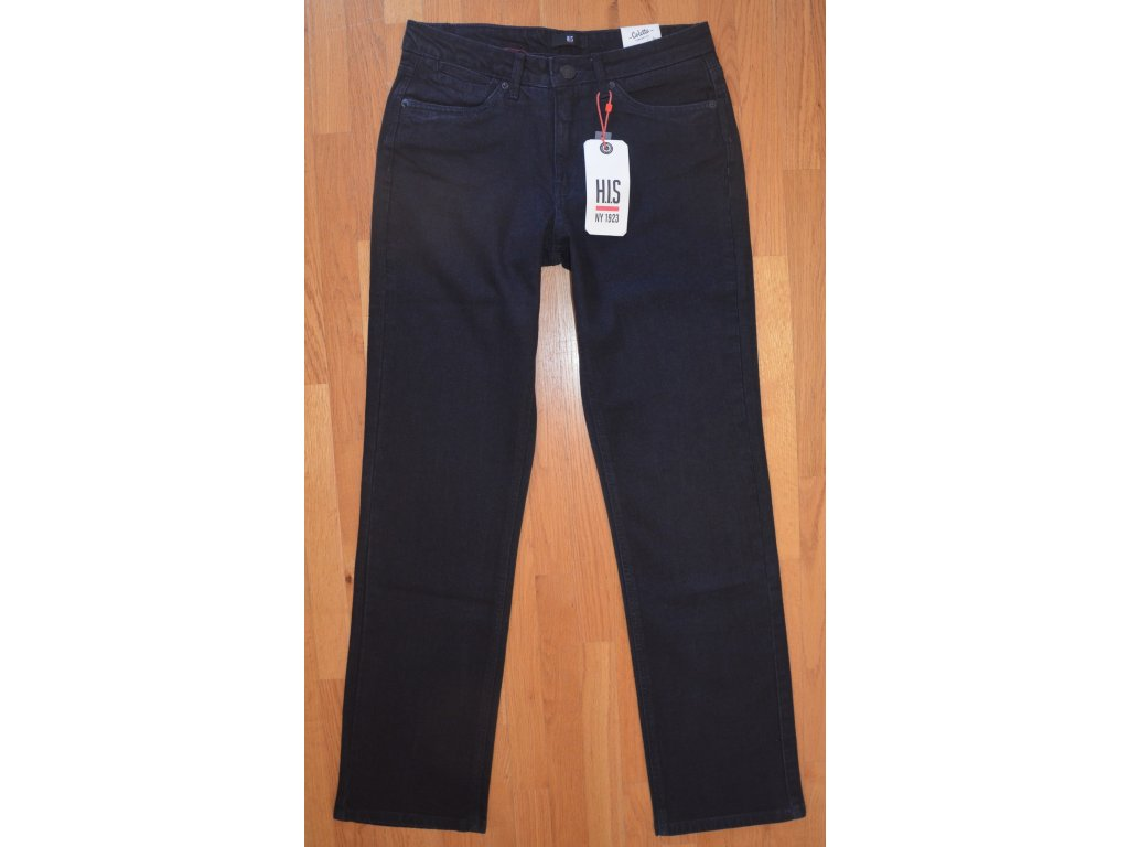 Dámské džíny HIS 100763 COLETTA STRETCH Magnetic Blue