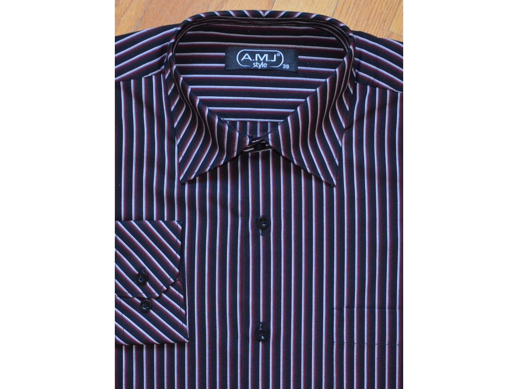 Pánská košile AMJ VD 539 Classic Style