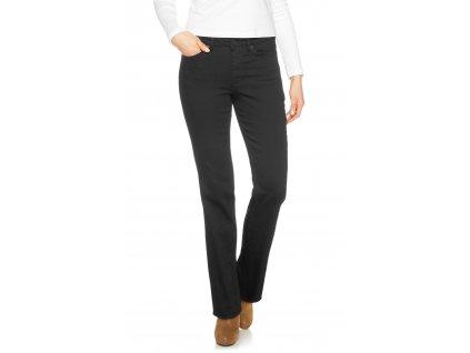dámské černé džíny h.i.s 100555 134-10-781