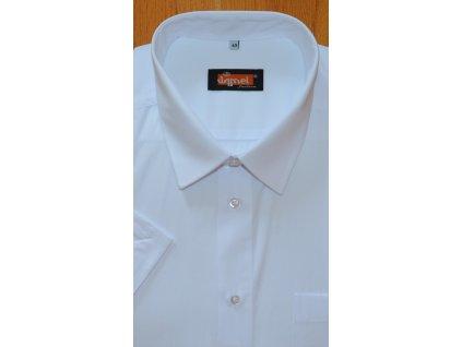 Pánská košile Jamel Fashion 501 803/20 Classic FIT Bílá