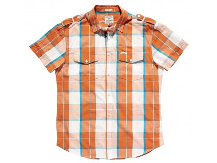 Pánská košile WRANGLER W5812MSJO REGULAR FIT COOL COMFORT