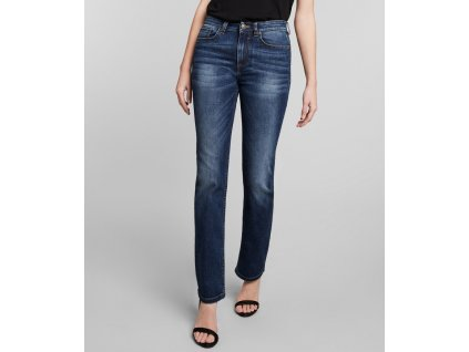 Dámské JEANS H.I.S 101563 COLETTA STRETCH Advanced Meidum Blue Wash
