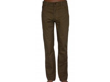 pánské plátěné kalhoty wrangler W121MA178