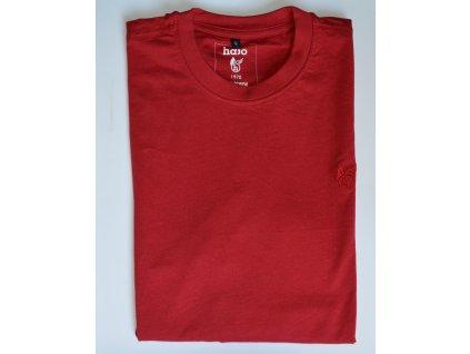 Pánské triko HAJO 20071 300 Red