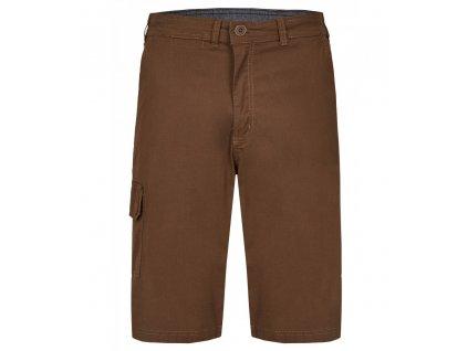 Pánské šortky HAJO 26440 293 Brown