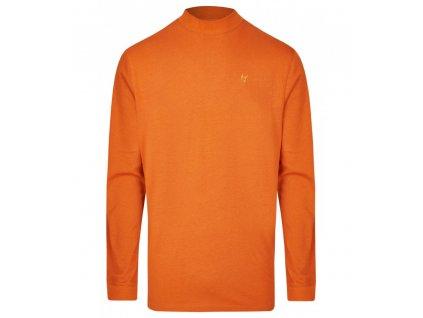 Pánské triko se stojáčkem HAJO 20015/4 405