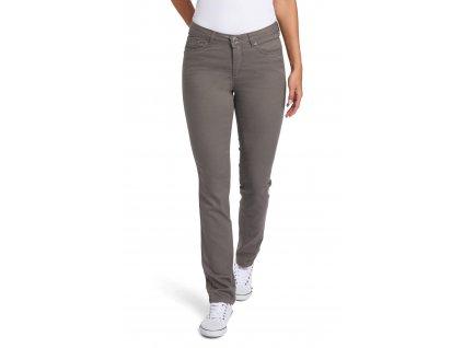 dámské šedé kalhoty h.i.s 100586