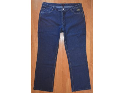 Dámské džíny HIS 093-10-805 SUNNY STRETCH  Dark Blue
