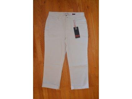 Dámské 3/4 džíny HIS 101-10-814  SUNNY STRETCH White