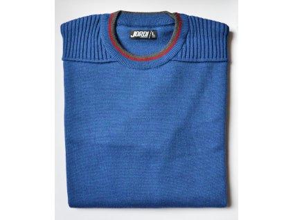 Pánský svetr JORDI J-99 modrý