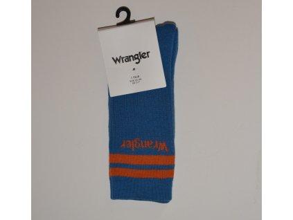 Pánské ponožky WRANGLER 1 pár modré