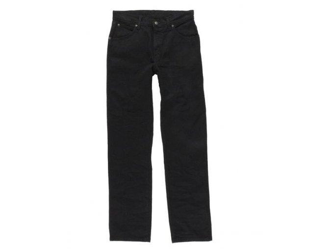 Pánské džíny WRANGLER W10IRXH80 REGULAR STRETCH Black