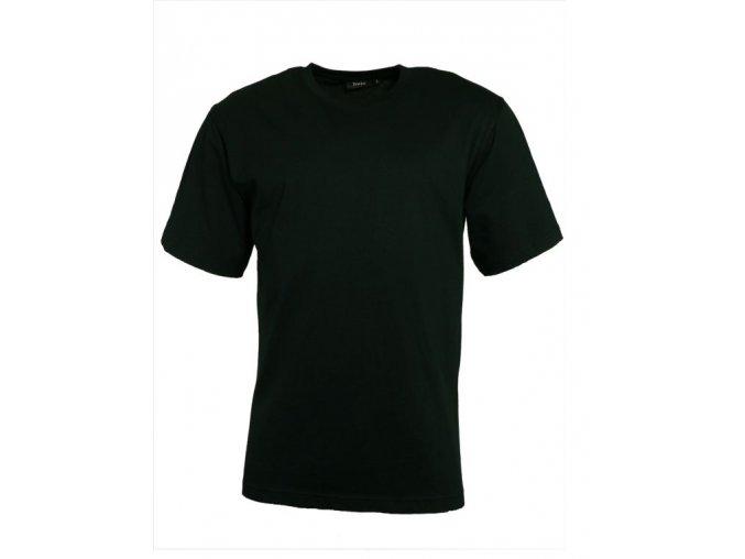 Pánská trička HAJO 22001 100 REGULAR FIT Black 2 KUSY