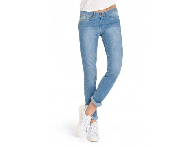 dámské světle modré džíny h.i.s 100499