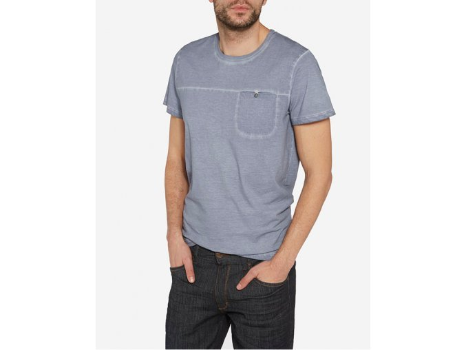 pánské triko s kapsičkou