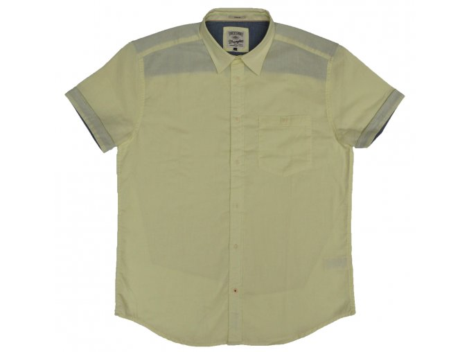 Pánská košile WRANGLER W58602UKX REGULAR FIT COOL COMFORT