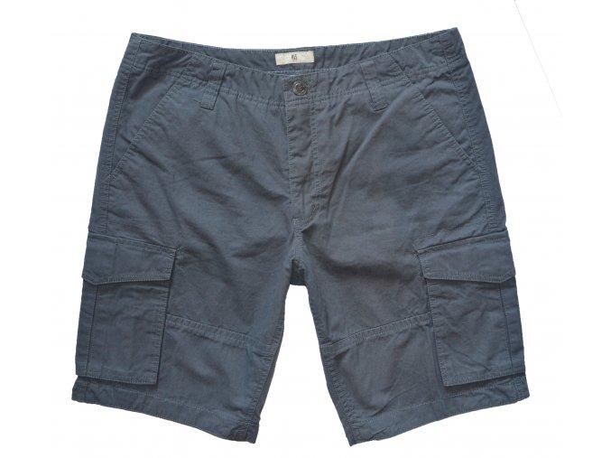 Pánské šortky H.I.S 100347 Steel