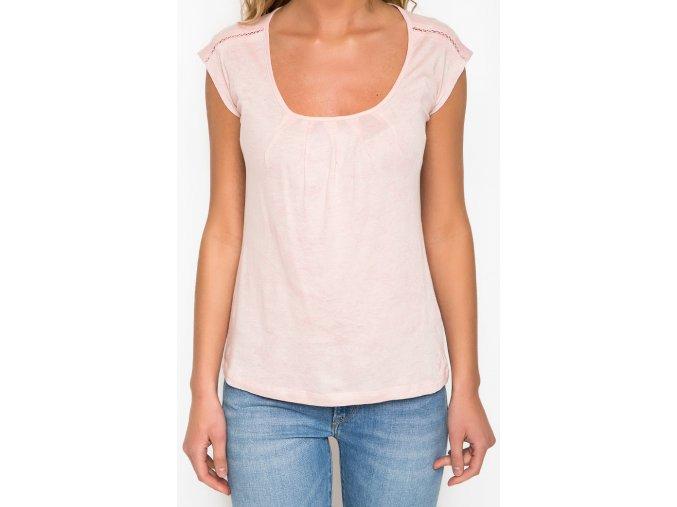 dámské tričko wrangler W7297DQQP