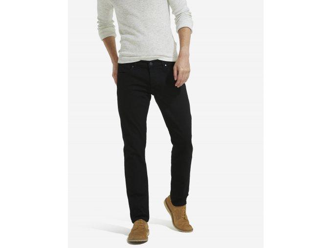 pánské černé džíny wrangler W16APS94G spencer