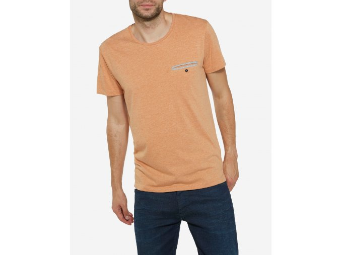 pánské tričko wrangler W7A38ED94