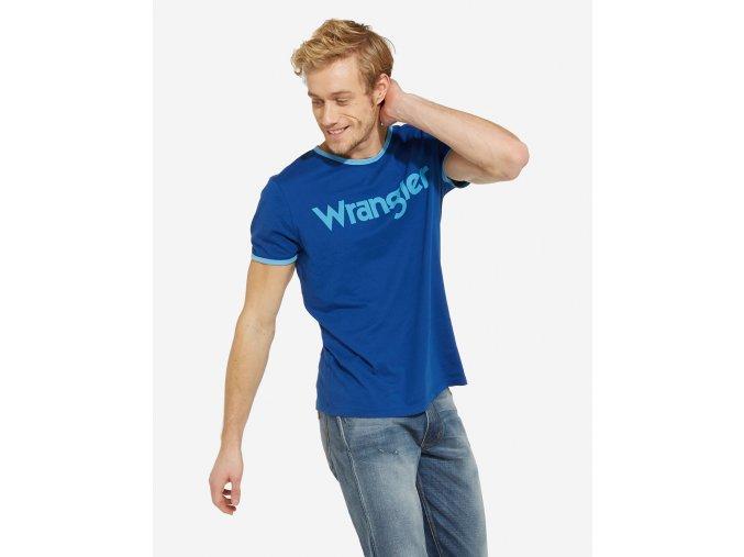 pánské tričko wrangler W7A76FQ50 1 kopie