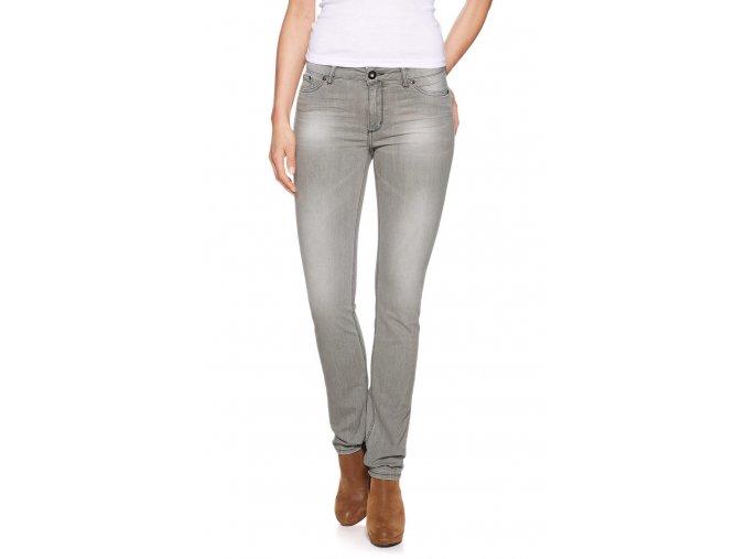 dámské šedé džíny h.i.s 132-10-014